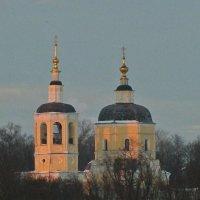 Ильинская церковь :: михаил воробьев