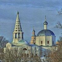 Троицкая церковь :: михаил воробьев