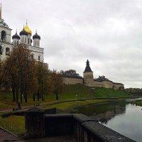 Псковский пейзаж 2016г. :: megaden774
