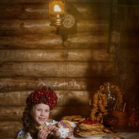 Масленица :: Ярослава Бакуняева