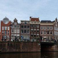 Амстердам зимой. Особенности архитектуры Амстердама :: Witalij Loewin