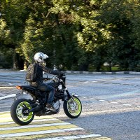 Мотоциклист в г. Сочи :: Дмитрий Петренко