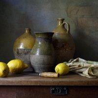 Горшки и лимоны :: Елена Татульян