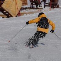 Из серии Лыжник :: klara Нейкова