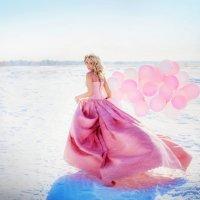 Розовое и воздушное)) :: Рина *