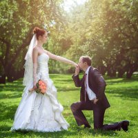 Свадьба :: Евгений Лосев