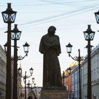 Памятник классику :: Aнна Зарубина