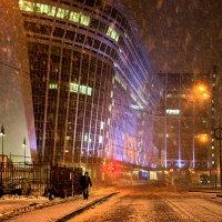 Утро Киевского вокзала :: Тамара Цилиакус