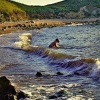 На море... :: владимир