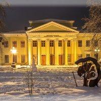 Дворец студентов ДНУ :: Denis Aksenov