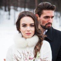 Максим и Лиза :: Юлия Горбунова