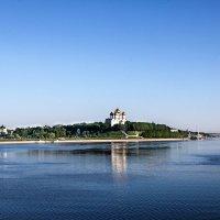 Волга. Ярославль. :: Владимир Безбородов