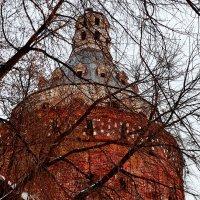 Башня Дуло. Симонов монастырь. :: Владимир Болдырев