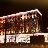 Огни Москвы :: Виктория Нефедова