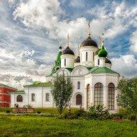 МОНАСТЫРЬ :: Sergey Komarov