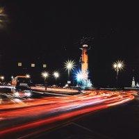 Ночной Питер :: Егор Балясов