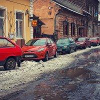 Ужгород зимой :: Сергей Форос