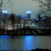 Дворец перед Рождеством :: Анатолий Кошевенко