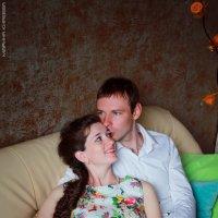 Илья и Инна :: Марина Киреева