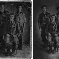 Реставрация старых снимков :: Ева Олерских
