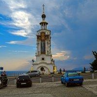 Храм-маяк Николая Чудотворца :: Zinaida Belaniuk