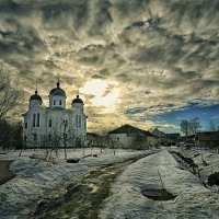 Небесный пир :: Александр Бойко