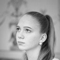 Даша :: Александра Сапоровская-Костюшко