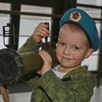 Мужские игрушки..... :: Иван Бобков