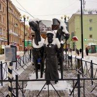 Где-то на Васильевоостровской... :: Sergey Gordoff