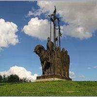 Памятник Александру Невскому и его дружине. :: Роланд Дубровский