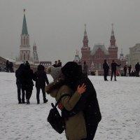 Поцелуй для всех :: Андрей Лукьянов