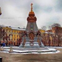 Москва.Китай город. :: Лара ***