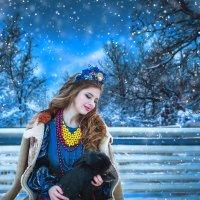 Русская зима :: Анастасия Улайси