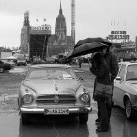 Прогулка под зонтом.. :: Lilly