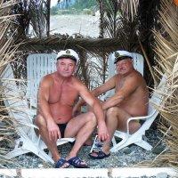 Два капитана. :: Ираида Мишурко