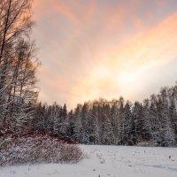 Зимний вечер :: Владимир Лазарев