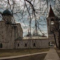 Церковь Феодора Стратилата на Ручью :: Ольга Лиманская