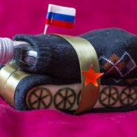 Один из подарков на День Защитника Отечества))))!........Полный набор!!! :: игорь козельцев