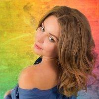 Яркие женщины - яркие краски :: Антон Криухов
