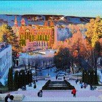 КИСЛОВОДСК. ДНИ ПОЗДНЕЙ ОСЕНИ... :: Валерий Викторович РОГАНОВ-АРЫССКИЙ
