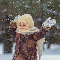Ой, снег, снежок... :: Наталья Кирсанова