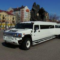 Лимузин  в   Ивано - Франковске :: Андрей  Васильевич Коляскин