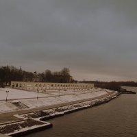 Вид на Торговые ряды. Великий Новгород. :: Татьяна