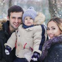 Самое ценное в жизни_семья!! :: Кристина Нестерова