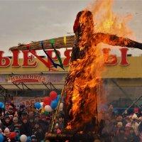 Гори,гори ясно... :: Sergey Gordoff