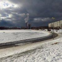 Провожаю зиму :: Андрей Лукьянов