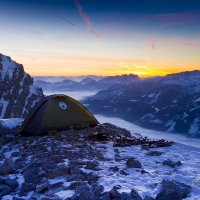 Утро с высоты двух тысяч :: Андрей И