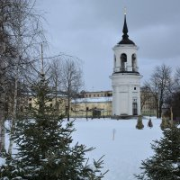 Часовня Софийского собора- Царское село :: Валентина Папилова