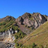 На Склонах Эльбруса. Джилы-Су. Река Малка. Высота около 2300 м. :: Vladimir 070549
