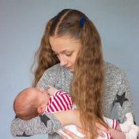 Старшая сестра :: Tatsiana Latushko